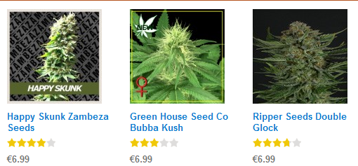 Single Cannabis Seeds Alaska