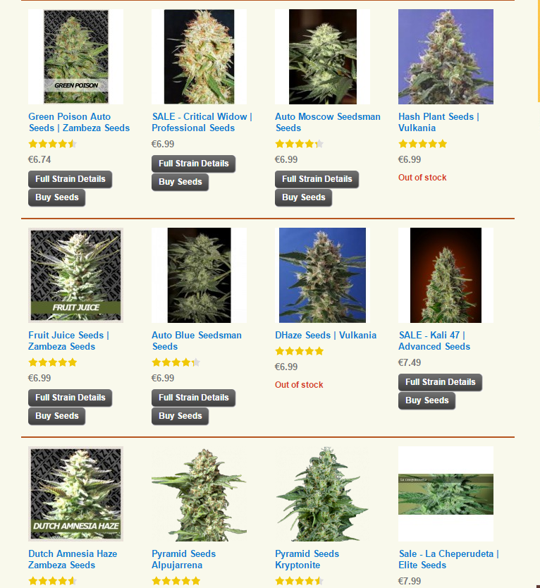 The Cannabis Seeds Sale Starts Now