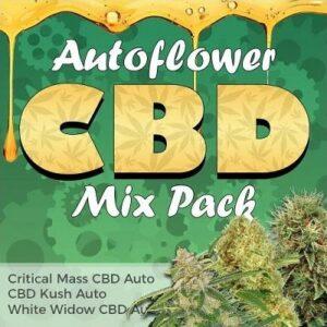 Autoflower Seeds CBD Mix