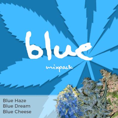 Blue Mixpack