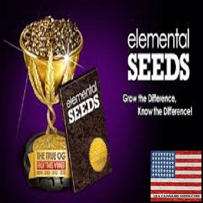 Elemental Cannabis Seeds