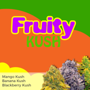 Fruity Kush Mixpack Cannabis Seeds