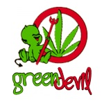 Green Devil Seeds - Now In Stock - Free Cannabis Seeds With Every Order!!