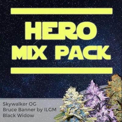 Hero Seeds Mix