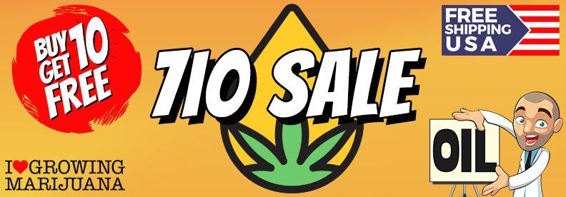 Marijuana Seeds 710 Day Sale