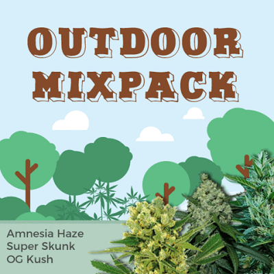 Outdoor Mixpack
