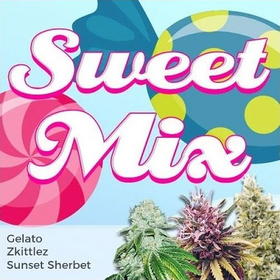 Sweet Seeds Mix