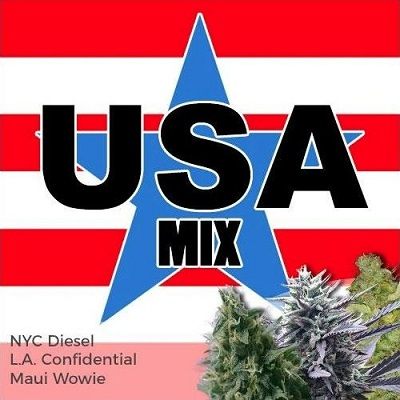 USA Seeds Classic Mix